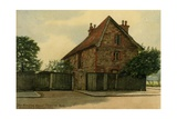 The Haunted House, Thornton Road, 1920 Giclee Print by Evacustes Arthur Phipson