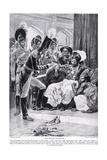 The British in Ceylon, Illustration from 'Hutchinson's Story of the British Nation', c.1923 Giclee Print by Richard Caton Woodville