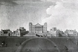 Bubb Dodington Entering the Forecourt at Eastbury Park, C.1760 Photographic Print by  English School