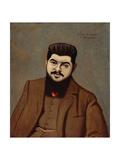 Cipa Godebski, 1902 Giclee Print by Félix Vallotton