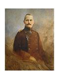 General Erich Von Falkenhayn, c.1916 Giclee Print by Vienna Nedomansky Studio