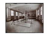 A Gymnasium at the Metropolitan Life Insurance Co. at 23rd Street and Madison Avenue, New York,… Giclee Print by  Byron Company
