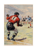 Penalty Giclee Print by Paul Onduer