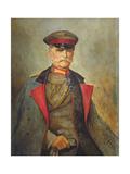 General August Von Mackensen, c.1916 Giclee Print by Vienna Nedomansky Studio