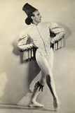 Sir Anton Dolin, from 'Footnotes to the Ballet', Published 1938 Photographic Print