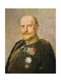 General Helmuth Von Moltke the Younger, c.1916 Giclee Print by Vienna Nedomansky Studio
