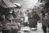 Market Photographic Print
