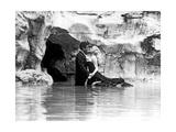 Scene from 'La Dolce Vita', 1960 - Giclee Baskı