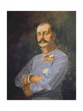 General Archduke Franz Salvator of Austria, c.1916 Giclee Print by Vienna Nedomansky Studio