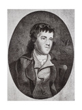 George Dyer (1755-1841) Aged 40, from 'The Life of Charles Lamb, Volume I' by E.V. Lucas,… Giclee Print by Joshua Cristall