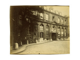 Hotel de Roquelaure, 1905-06 Giclee Print by Eugene Atget