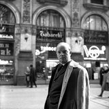 Truman Capote in Milan, 24th February 1966 Photographic Print