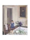 Interior, c.1907 Giclee Print by Harold Gilman