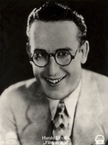 "Portrait of Harold Lloyd from the Film ""Movie Crazy"", 1932 Photographic Print by  German photographer"