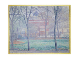 Mornington Crescent Giclee Print by Spencer Frederick Gore