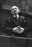 Dr. Chaim Weizmann in London, c.1938 Photographic Print
