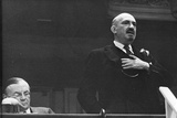 Dr. Chaim Weizmann in London, c.1938 Photographic Print by  English Photographer