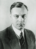 Alfred Rosenberg, 1933 Photographic Print by  German photographer
