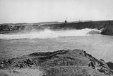 The Nile Dam, 1906 Photographic Print by  English Photographer