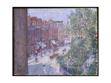 Mornington Crescent, 1910-11 Giclee Print by Spencer Frederick Gore