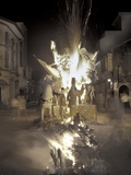 Hungry Ghost Festival Photographic Print