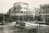 Allenby Road, Tel Aviv, c.1935 Fotografie-Druck