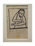 Thief Giclee Print by Kasimir Malevich