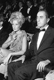 Monica Vitti and Michelangelo Antonioni at the Venice Film Festival, 9th September 1962 Lámina fotográfica