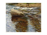 Running Water, 1905 Giclee Print by Hon. Walter John James
