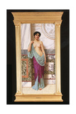 In the Tepidarium, 1909 Giclee Print by John William Godward