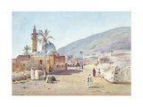 The City of Tiberius, 1906 Giclee Print by Stanley Inchbold