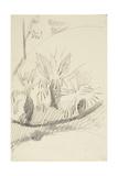 In Kew Gardens, 1913 Giclee Print by Henri Gaudier-brzeska