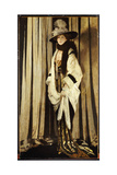 Mrs St. George, 1906 Giclee Print by Sir William Orpen