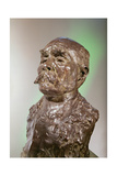 Bust of Georges Clemenceau, 1911 Giclee Print by Auguste Rodin