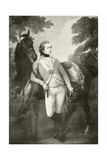 Anthony St Leger Giclee Print by Thomas Gainsborough