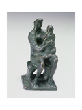 Mother and Child, 1943 Gicleetryck av Henry Moore