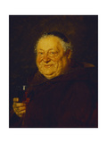 Good Brew, 1905 Giclee Print by Eduard Grutzner