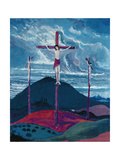 Crucifixion, 1913 Giclee Print by James Dickson Innes