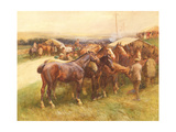 Brough Hill Giclee Print by John Atkinson