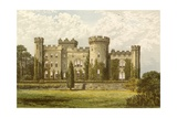 Cholmondeley Castle Giclee Print by Alexander Francis Lydon