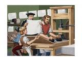 Printing Giclee Print by John Keay