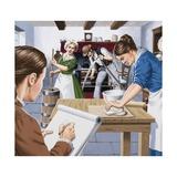 Beatrix Potter Giclée-tryk af John Keay