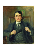 William G. Fay, 1904 Giclee Print by John Butler Yeats
