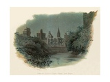 Cardiff Castle Giclee Print by Charles Wilkinson