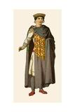 Justinian Giclee Print by Albert Kretschmer