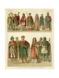 Franks 800 AD Giclee Print by Albert Kretschmer