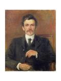 John Millington Synge, c.1905 Giclee Print by John Butler Yeats