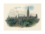 Parliament House, Ottawa Giclee Print by Charles Wilkinson