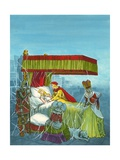 Sleeping Beauty Giclee Print by Jesus Blasco