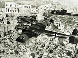 Luftwaffe over Greece, 1942 Papier Photo par  German photographer